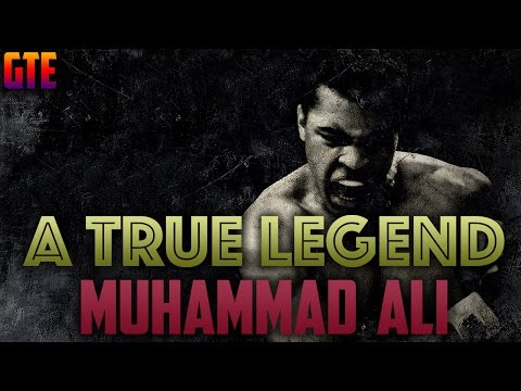 [MOTIVATION] Muhammad Ali - A True Legend | 2016 Motivation