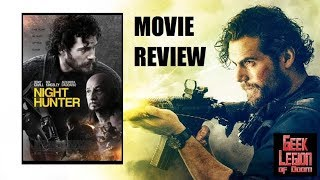 NIGHT HUNTER ( 2018 Henry Cavill ) Aka NOMIS Thriller Movie Review