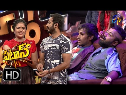 Patas | 3rd April 2017  | Full Episode 416 | ETV Plus