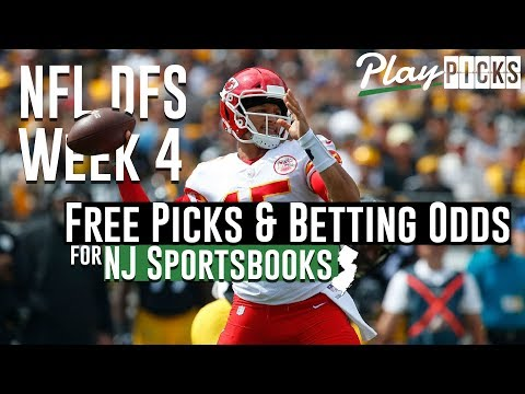 Monday Night Football - Free Picks & Betting Odds - NJ Sportsbooks