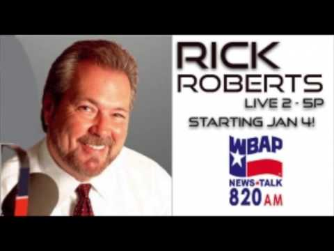 Convention of States Texas Interview Rick Roberts WBAP Radio