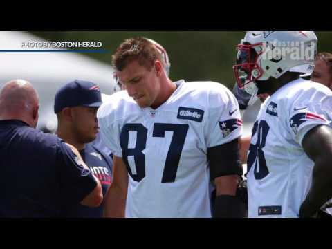 New England Patriots report to training camp