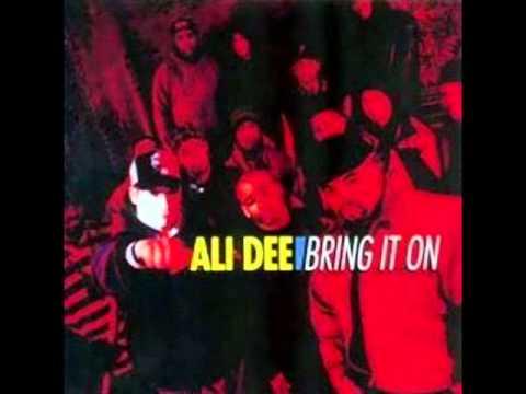 ALI DEE - BRING IT ON (feat Kool G Rap)