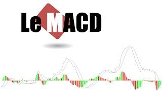 Trading stratégie en bourse: Le MACD (MACD trading strategy)