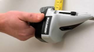 Рулетка - резак Maximum Drywall Axe