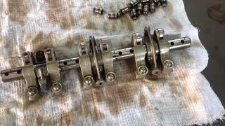 Замена гидрокомпенсаторов Mitsubishi Outlander XL 6B31 стук двигателя