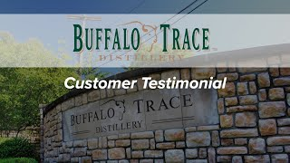 Buffalo Trace Distillery powered by Westfalia