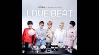 [Mini Album] MBLAQ -- Love Beat [5th Mini Special Album]