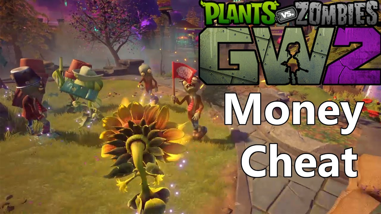 Plants vs Zombies Garden Warfare 2 MONEY GLITCH! - YouTube