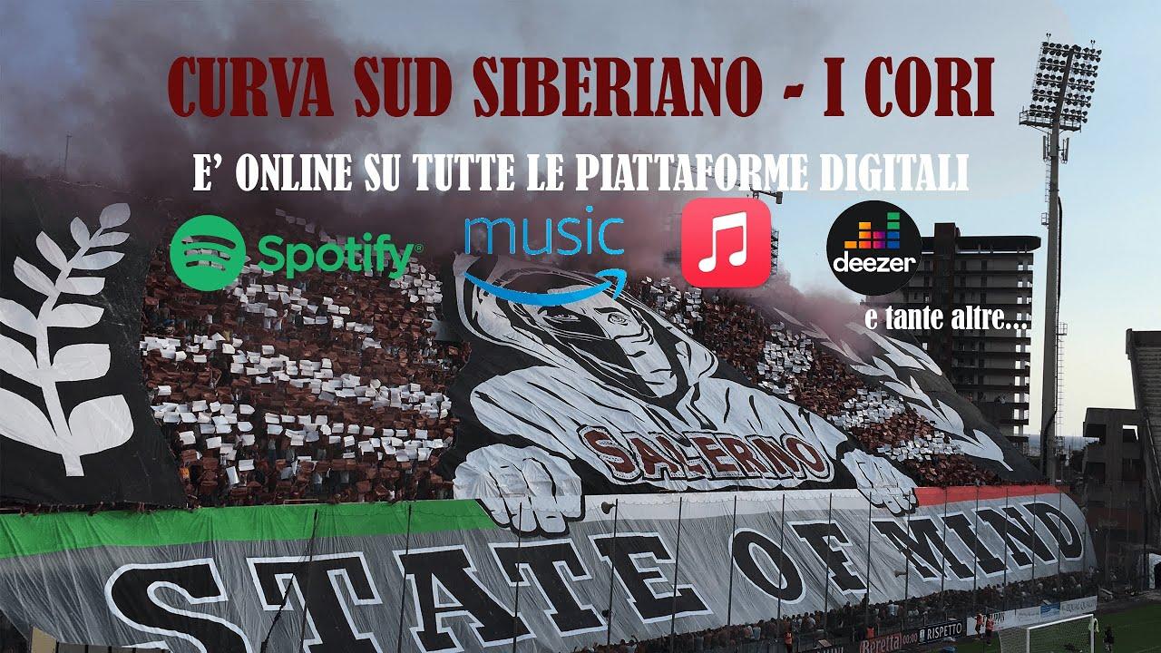 Coreografia Salernitana Palermo State Of Mind Youtube