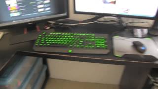 Gaming Set up: Cuarto HD de ALK4PON3