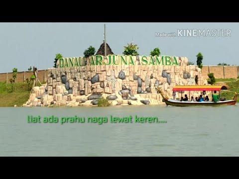 Danau Arjuna Samba Tempat Rekreasi Keluarga Di Tambelang