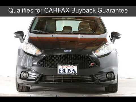Ford Fiesta ST Used Cars - Burbank,California - --