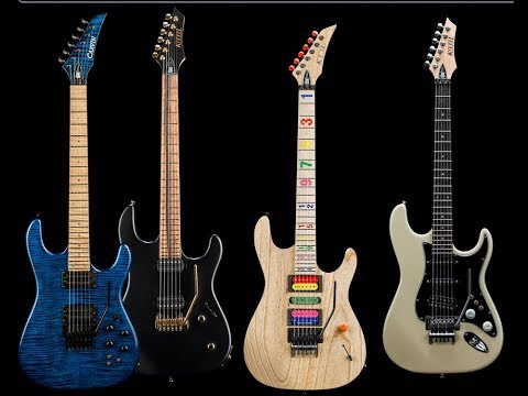 Jason Becker Kiesel Signature Guitars - NAMM 2018 Mp3