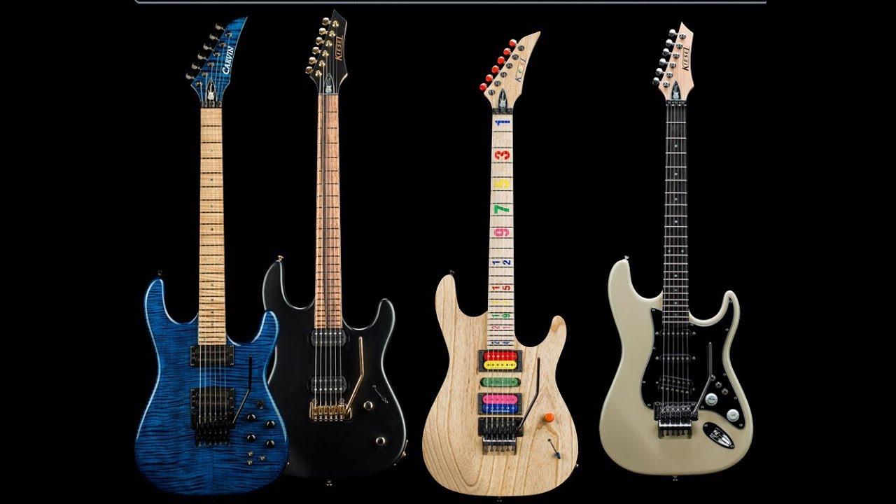 jason becker kiesel signature guitars namm 2018 youtube. Black Bedroom Furniture Sets. Home Design Ideas