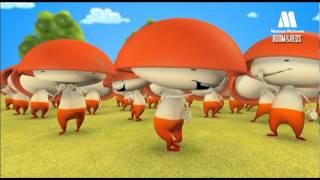 Boom & Reds - Adivina el dibujo con los niños! Serie de dibujos animados - Estrella