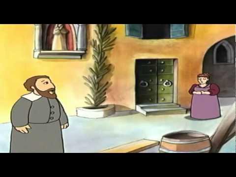 """Święty Filip Neri - z serii """"O Świętych dla dzieci"""" (Wyd. PROMYCZEK)"""