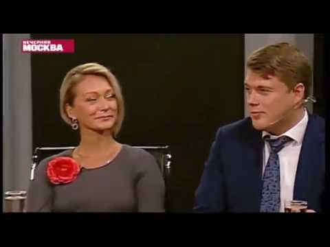 """Инна Гинкевич для """"Вечерней Москвы"""""""