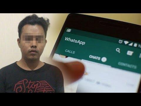Bermula 'Kepo' WhatsApp Anaknya, Seorang Ayah Bongkar Tindakan Asusila Yang Dilakukan Pacar Anaknya
