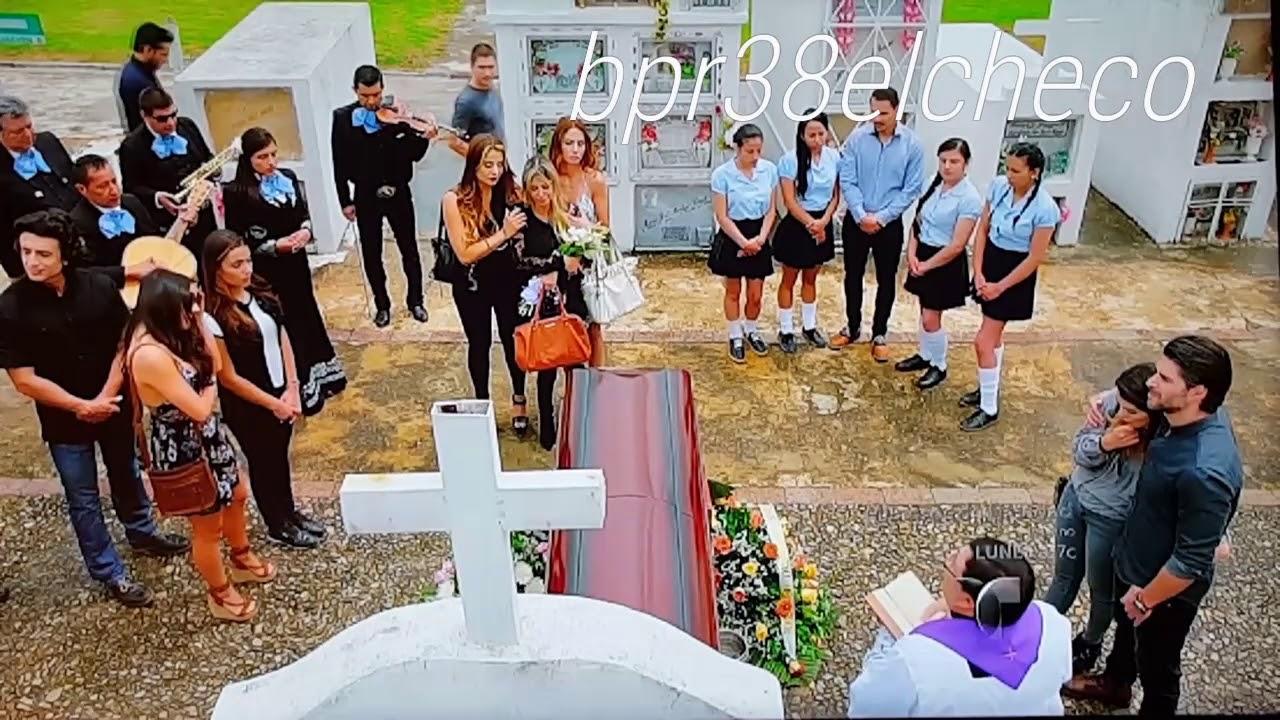 Funeral Martina Sin Senos Si Hay Paraiso 2 Youtube
