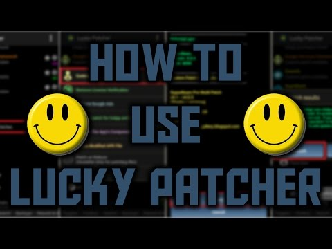 [ Tutorial ] How to use lucky patcher | InApp Purchase Mod | Modified APK Mod (Root) 2016 HD 1