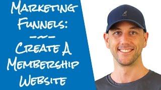 My Six-Figure Membership Funnel Hacks - The Best Marketing Funnel For Your Membership Websites