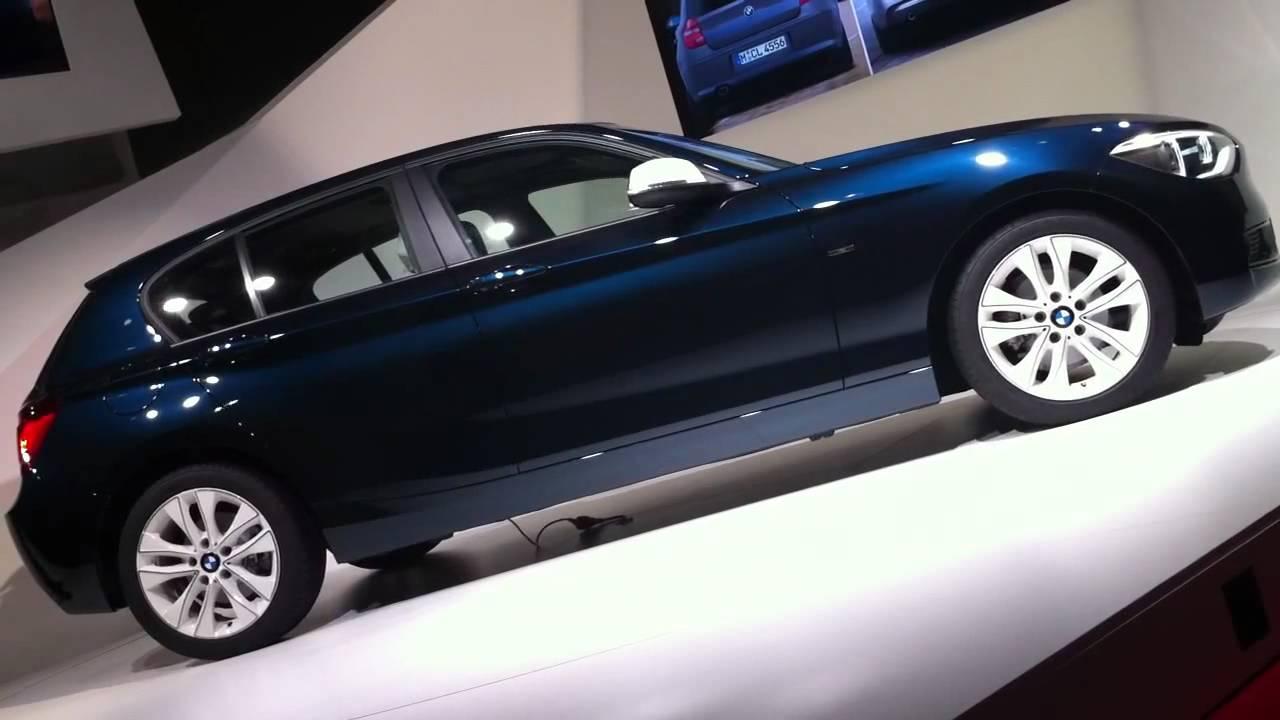 2012 New BMW 1 series Urban Line - YouTube