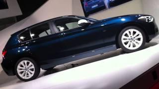 BMW 1-Series Urban Line 2012 Videos