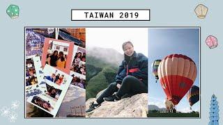 Taiwan Travel Video 2019 ✨ | Tiffany Lai | AIESEC Trip