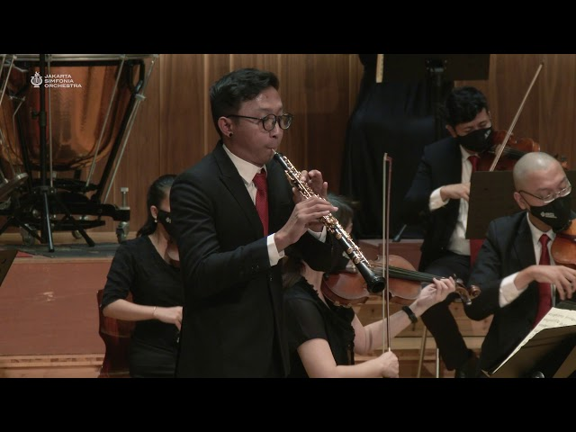 MOZART | Oboe Concerto / Rebecca Tong · Jakarta Simfonia Orchestra
