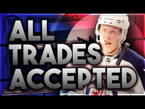ACCEPTING ALL TRADES with the WINNIPEG JETS