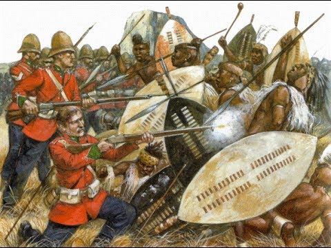 Battle of Ulundi Pike and Shot Campaigns