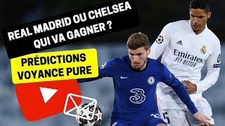 Voyance Prédictions Actualité 04   Real Madrid / Chelsea le 5 Mai : Qui va gagner ?   Bruno Voyant