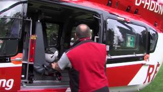 Rettung aus der Luft I Reportage I Mai 2014