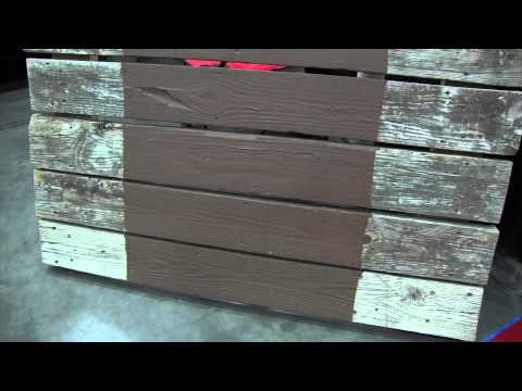 Acryfin Coating Wood and Cement Treatment System: By the Weekend Handyman