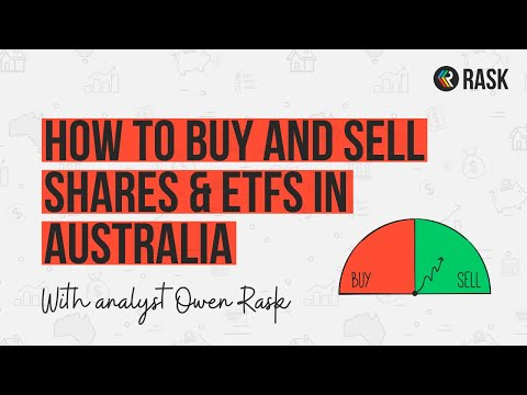 How to buy and sell shares / stocks in Australia | Rask Finance | [HD]