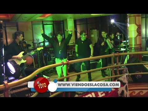 VIDEO: Grupo Triple X Ft. Oscar V - Mix Grupo Expreso - En Vivo