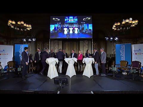 Podium Stadtratswahlen Luzern - 11. April