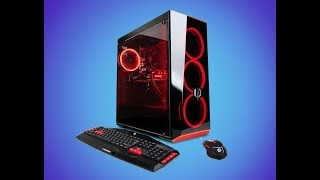 CYBERPOWER PC GAMER XTREME Gaming Review | Fortnite, CS:GO, Borderlands 2