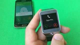 видео Часы смартфон samsung купить