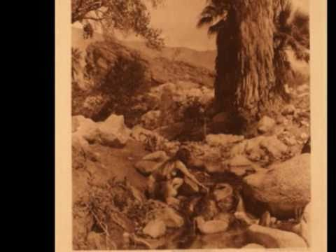 Tongva Indians - North American Indians -  Edward S  Curtis