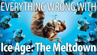 Everything Wrong With Ice Age: The Meltdown In 17 Minutes Or Less