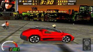 Carmageddon Gameplay #1 in HD!