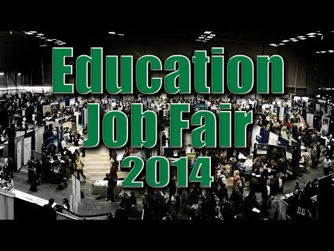 Edu Life | CAPS Education Job Fair 2014//Africa Field Experience