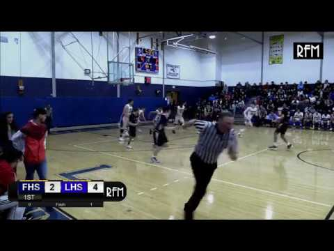 Rivalry Family Media - Framingham at Leominster Boys Basketball Playoffs Round 1 February 25 2019