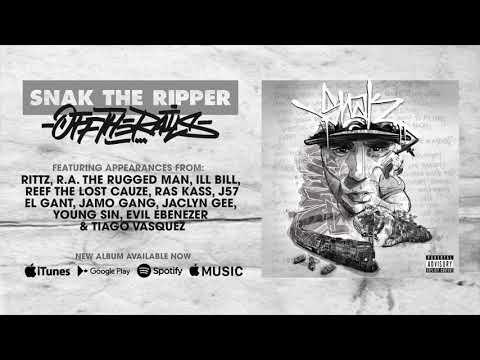 12. Snak The Ripper - Shania Twain ft. Jamo Gang (Ras Kass, El Gant & J57)