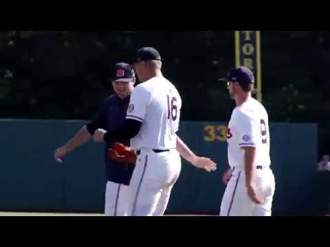 Auburn Baseball vs Northeastern NCAA Regional Highlights