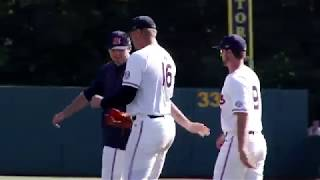 Auburn Baseball vs Northeastern NCAA Regional Highlights