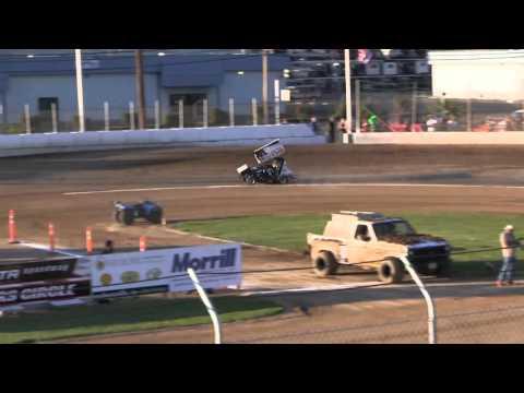 Giovanni Scelzi 4-30-16 Qualifying Delta Speedway