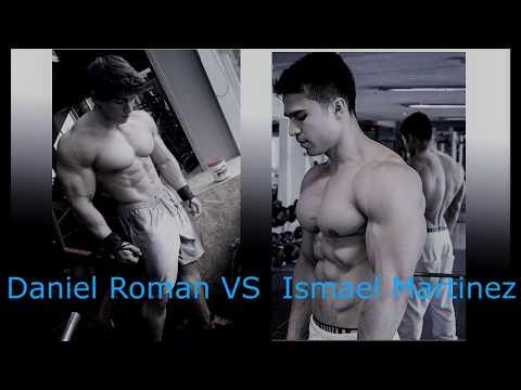 Daniel Roman VS Ismael Martinez -motivacion gym -fitness